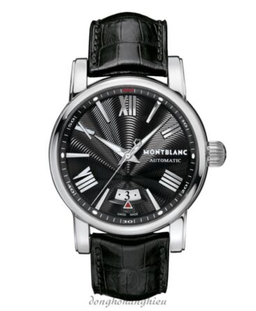 Montblanc Star 4810 Automatic Black Dial Men Watch 102341 3255
